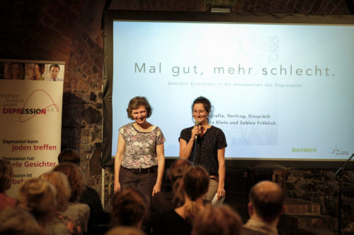 lecture in Leipzig/Germany